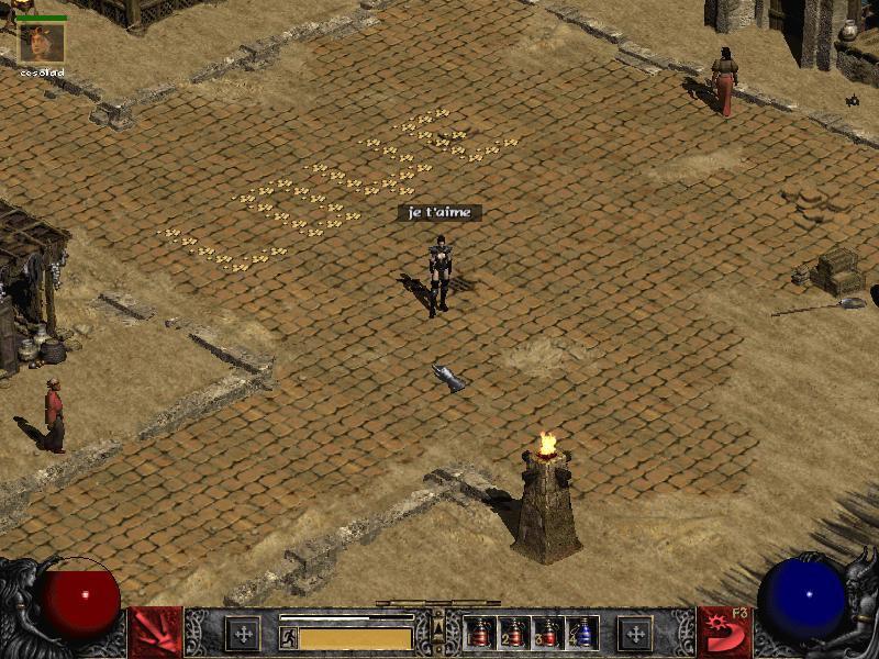 Screenshot réalisé par Grégory.