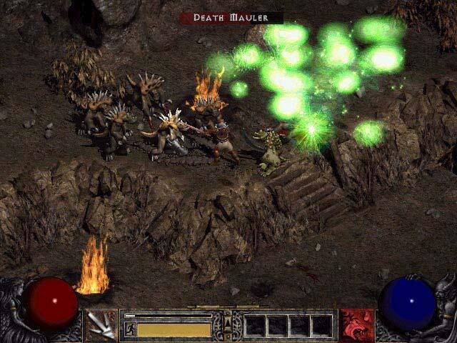 Screenshot de DiabloII : Lord of Destruction