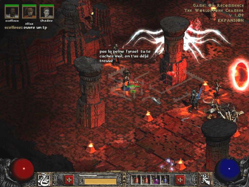 Screenshot réalisé par MetalGear