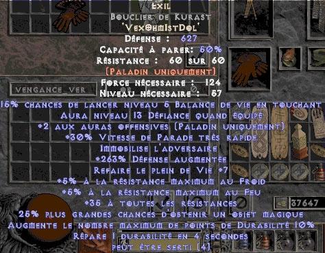 Mot runique du patch 1.10 de Lord of Destruction