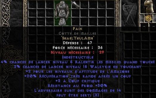 Screenshot d'un mot runique du patch 1.11. Merci à Zadhrec pour l'image.